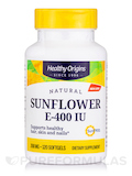 Vitamin E 400 IU Sunflower (Sun E 900TM) - 120 Softgels