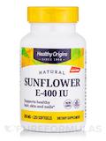 Vitamin E 400 IU Sunflower (Sun E 900TM) - 120 Softgels