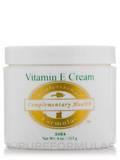 Vitamin E Cream 4 oz - 113 Grams
