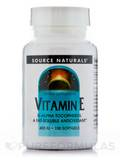 Vitamin E D-Alpha 400 IU 100 Softgels
