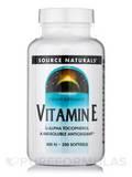 Vitamin E D-Alpha 400 IU 250 Softgels