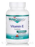 Vitamin E Succinate 100 Vegetarian Capsules