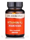 Vitamin K2 180 mcg - 30 Capsules