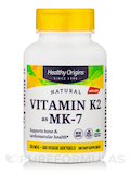 Vitamin K2 as MK-7 100 mcg - 180 Veggie Softgels
