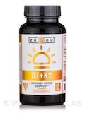 Vitamin K2 + D3 - 60 Veggie Capsules