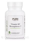 Vitamin K2 (Menaquinone-7) 60 Vegetarian Capsules