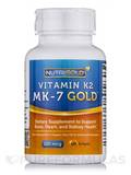 Vitamin K2 MK-7 Gold 120 Softgels