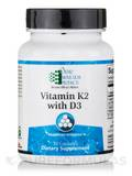 Vitamin K2 with D3 - 30 Capsules