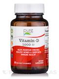 Vitamin-D 5000 IU 30 Capsules