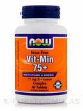 Vit-Min 75+ (Iron-Free) 90 Tablets