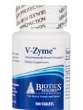 V-Zyme - 100 Tablets