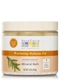 Warming Balsam Fir Mineral Bath Salts (Soothing Heat) 16 oz