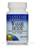 Wasabi Detox 200 mg 60 Tablets