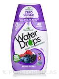 Water Drops® Delicious Stevia Water Enhancer, Mixed Berry Flavor - 1.62 fl. oz (48 ml)