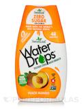 Water Drops® Delicious Stevia Water Enhancer, Peach Mango Flavor - 1.62 fl. oz (48 ml)