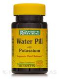 Water Pill with Potassium - 100 Caplets