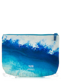 WAVE Blue Ombre Travel Bag