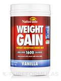 Weight Gain Powder Sugar Free Vanilla 38.94 oz