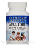 Well Child Immune Chewable 570 mg 30 Wafers