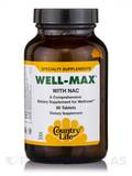 Well-Max with NAC - 90 Tablets