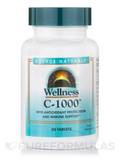 Wellness C-1000 - 50 Tablets