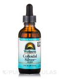 Wellness Colloidal Silver 30 ppm - 2 fl. oz (59.14 ml)