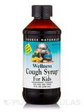 Wellness Cough Syrup Kid 8 oz (236 ml)