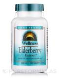 Wellness Elderberry Extract 500 mg 120 Tablets
