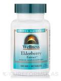 Wellness Elderberry Extract 500 mg 60 Tablets