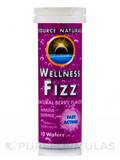 Wellness Fizz Berry Wafer 10 Wafers