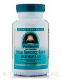 Wellness Herbal Resistance 120 Vegetarian Capsules