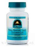 Wellness Herbal Resistance 60 Vegetarian Capsules