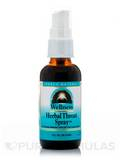 Wellness Herbal Throat Spray - 2 fl. oz (59.14 ml)