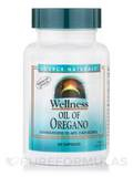 Wellness Oil of Oregano - 60 Vegetarian Capsules