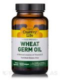 Wheat Germ Oil 100 Softgels
