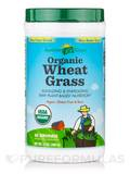 Organic Wheat Grass Powder - 60 Servings (17 oz / 480 Grams)