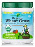Organic Wheat Grass Powder 8.5 oz (240 Grams)