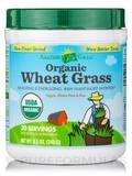 Organic Wheat Grass Powder - 8.5 oz (240 Grams)