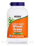 Wheat Grass Powder (Organic) 9 oz