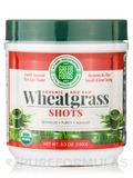 Organic and Raw Wheatgrass Shots - 5.3 oz (150 Grams)