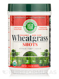 Organic and Raw Wheat Grass Shots - 10.6 oz (300 Grams)