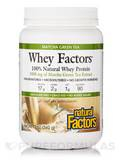 Whey Factors Matcha Green Tea Extract - 12 oz (340 Grams)