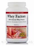 Whey Factors Powder Mix Strawberry 2 lb