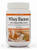 Whey Factors Powder Unflavored 12 oz (340 Grams)