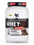 Whey-HD Chocolate Cookie - 2.15 lbs (975 Grams)