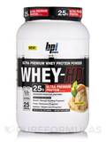 Whey-HD Vanilla Caramel - 2.15 lbs (975 Grams)