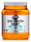 NOW® Sports - Whey Protein Isolate (100% Pure - Unflavored) - 1.2 lbs (544 Grams)