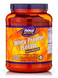 NOW® Sports - Whey Protein Isolate Chocolate - 1.8 lbs (816 Grams)