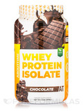 Whey Protein Isolate Chocolate - 2 lb (908 Grams)