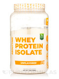 Whey Protein Isolate Unflavored - 2 lb (908 Grams)